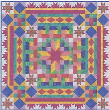 Block Buffet quilt pattern by Linda Hahn of Frog Hollow Designs