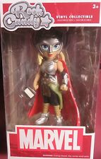 "BRAND NEW FUNKO POP ROCK CANDY, ""MARVEL"", LADY THOR FOUR INCH VINYL FIGURE"