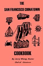 SAN FRANCISCO Chinatown cookbook -- chinese restaurant