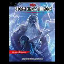 Dungeons and Dragons RPG 5th edition - Storm King's Thunder - (D&D 5e product)