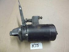 Paris rhone D833 6V starter pour 425cc citroen 2cv. 1000+ citroen parts in shop