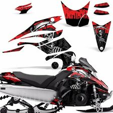 Decal Graphic Kit Yamaha FX Nytro Parts Sled Snowmobile Wrap Decals 08-14 REAP R