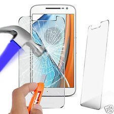 100% Genuine Tempered Glass Film Screen Protector for Motorola Moto G4