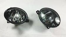 VW TRANPSORTER T5 2009+ FACELIFT FOG LIGHTS LAMPS PAIR L & R WITH BULBS