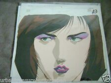 CRYING FREEMAN TANIA RYOICHI IKEGAMI ANIME PRODUCTION CEL
