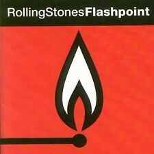 Flashpoint by Rolling Stones (The) (CD, 1991, Phantom Import Distribution)