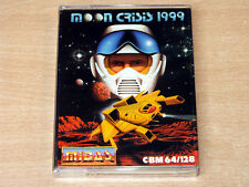Commodore 64 / C64 - Moon Crisis 1999 by Midas
