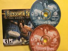Prince of Persia: The Sands of Time [Jewel Case]  (PC, 2007) FREE Shipping