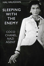 SLEEPING with the ENEMY Coco Chanel Nazi Agent Hal Vaughan Biography PB Like New