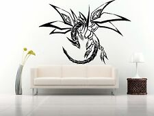Wall Room Decor Art Vinyl Sticker Mural Decal Anime Monster Dragon Robot FI580