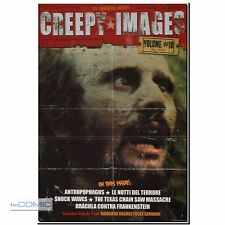 Creepy Image Volume 10 HORROR AND EXPLOITATION MEMORABILIA MAGAZIN 70er