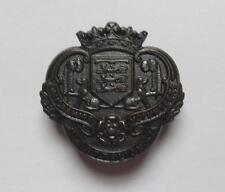 BRITISH ARMY CAP BADGE. 1st. Bn. LANCASHIRE VOLUNTEERS.