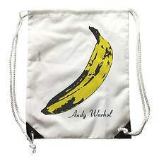 backpack Andy Warhol, backpack Banana Pop Art, Velvet Underground, Music Rock