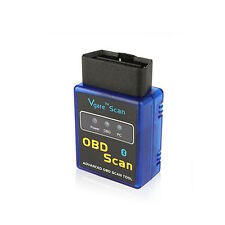Vgate Scan ELM327 Bluetooth OBD2 Car Diagnostics Scanner Android Torque V2.1
