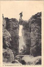 44 - cpa - LE POULIGUEN - Pont du Diable
