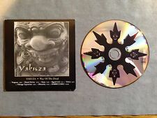 YAKUZA - WAY OF THE DEAD 2002 US 1PR ADVANCE PROMO CD NEAR MINT! CANDIRIA HELMET