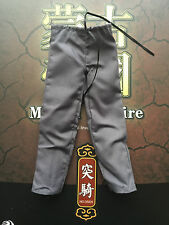 303 Toys Mongol Invasion Heavy Cavalry Archer Grey Pants loose 1/6th scale