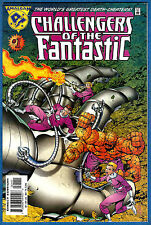 CHALLENGERS OF THE FANTASTIC #1 - Amalgam - Marvel - DC 1996  (vf)