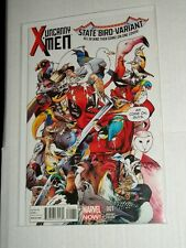 Marvel Now UNCANNY X-MEN #1 Deadpool 51 State Bird Variant NM