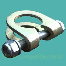 Land Rover Defender Track Rod End Ball Joint Clamp & Bolt