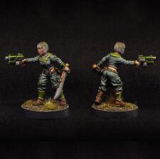 Femenina sargento female Combat brigada Brother vinni's Studio bvfb 01