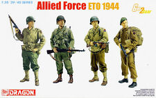 Dragon 1/35 allied force eto 1944 # 6653