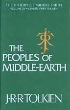History of Middle-Earth: The Peoples of Middle-Earth Vol. 12 by J. R. R....