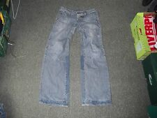 "G-Star Jeans W26"" L32"" Faded Dark Blue Mens Jeans"