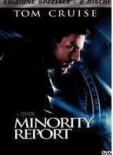 Minority Report (2002) DVD Edizione Speciale 2 Dischi