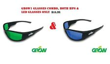 GROW1 Gruve Glasses, Get HPS & LED COMBO Grow Room Style SAVE $$ W/ BAY HYDRO $$