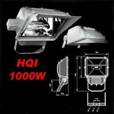Flutlichtstrahler P 1000W HIT HQI Fluter Außenstrahler schwarz incl. Lampe