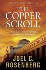 The Copper Scroll by Joel C. Rosenberg (Political Thrillers #4)(2007, PB) EE1448