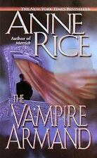 The Vampire Armand (The Vampire Chronicles) Book 6, Rice, Anne, Good Book