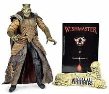 "Movie Maniacs Series 5 Wishmaster DJINN 7"" Action Figure McFarlane Toys 2004"
