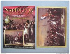 Napoléon Bonaparte au retour de l´île d´Elbe (Fascicule + reproduction de tabeau