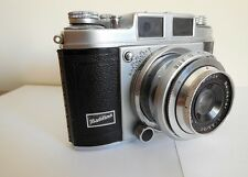 Balda SUPER Baldina 1950s 35mm Film Rangefinder Camera, Baldinar Lens, Germany