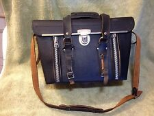 Vtg Harley Biker Bag Chic Camera Purse Steampunk S&M Punk Goth Boho Hippie MCM