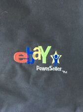 Ebay Live 08 Power Seller Logo Tote Bag Embroidered Black Red Green Blue Yellow