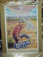 BORN IN EAST L.A., orig rolled 1-sht / movie poster (Cheech Marin)