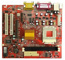 PC-CHIPS M810LM 7.1 - AMD Motherboard für Athlon XP / Duron, VGA SOUND LAN USB