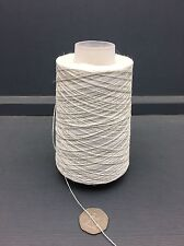200G CONE 100% LINEN 2/13NM YARN RAW WHITE ECRU
