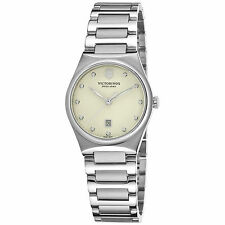 Victorinox Swiss Army Victoria Eggshell Dial Women's Watch 241513