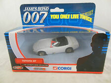 "Corgi TY05202 James Bond 007 Toyota GT 2000 ""You Only Live Twice"""