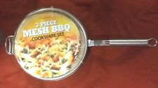 2 Piece Mesh BBQ Cookware Set by Costco