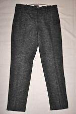 J.Crew New With Tag Maude Pinstripe Pant C:Navy W/White Pinstripes s S:8