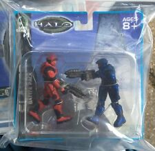 V-RARE JOYRIDE Halo 1 MINI SERIE 1 Slayer 2-Pack Red VS BLU