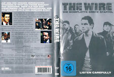 THE WIRE - Staffel 1 --- alle 13 Episoden --- Kult-TV --- 5 DVDs --- Uncut ---