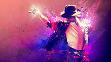 Michael Jackson Poster - ( 22 inch x 34 inch ) - High Quality   - FAST SHIPPING