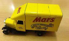 VINTAGE ORIGINALE VECCHIO MARS BARRETTA DI CIOCCOLATO marca da collezione camion giocattolo vintage