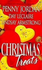 Christmas Treats by Penny Jordan, Day Leclaire & Lindsay Armstrong (1998, PB)